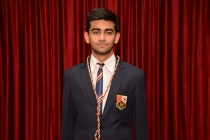 1.Parshva Jhaveri School Captain