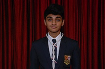 14 Megh Patil - Loyola Asst House Prefect
