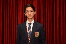 3.Jayaditya Maliye School Sports Captain