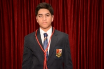 6.Karan Sanghani Britto Games Captain