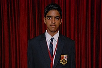 9 Jay Rao - Britto House Games Prefect